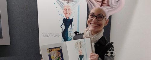 In mostra alla Biennale dell'Umorismo nell'Arte